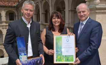 Best of green events award; u00d6koregion Kaindorf