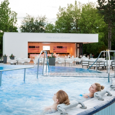 Heiltherme Massagebecken
