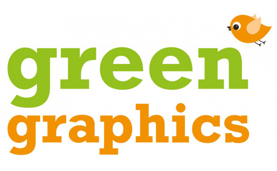 Logo Green Graphics